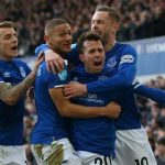 Football: Dramatic Everton defeats  Burnley by 3-1 to place 4th in Premiership